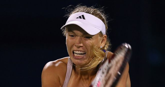 Caroline Wozniacki: Another bad defeat