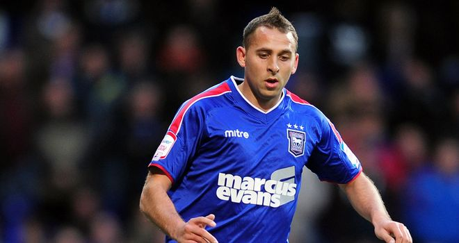 Michael Chopra: Scored only goal as Ipswich beat Blackpool