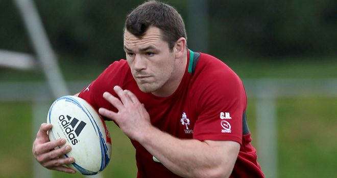 Cian Healy: Ordered not to play for Leinster