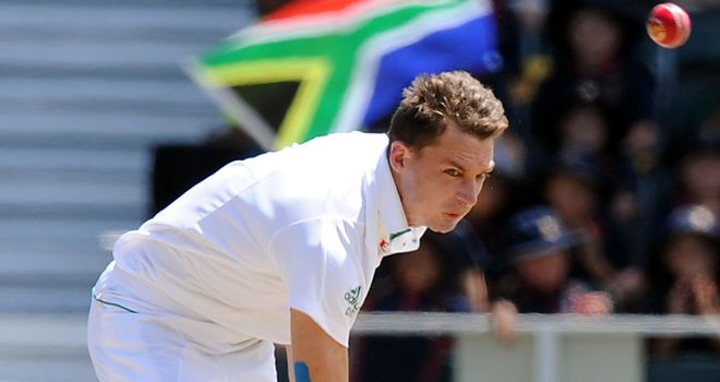 Steyn: Took career-best figures against Pakistan