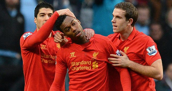 "Sturridge: was ""outstanding"" says Bellamy"