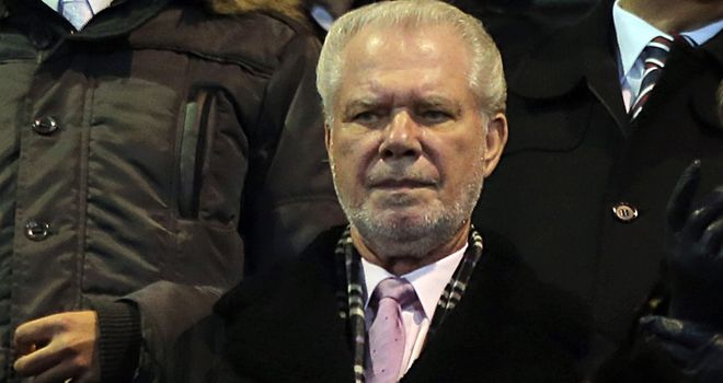 David Gold: Represented West Ham at meeting of 20 clubs