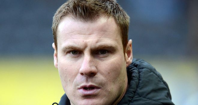 David Flitcroft: Warning his players against complacency