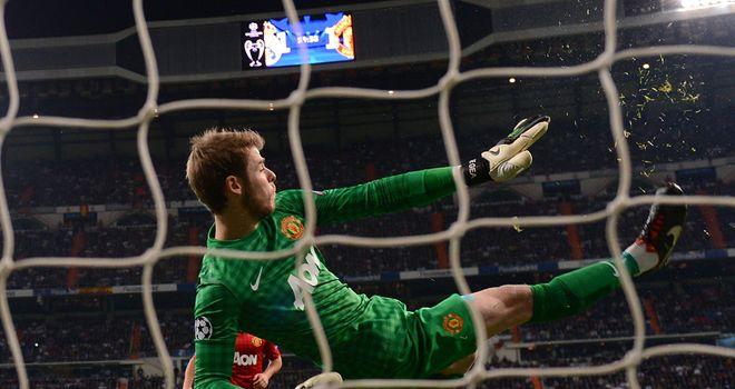 David De Gea: 'The complete goalkeeper', according to Hernandez