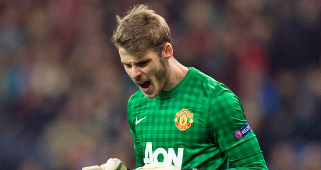 David De Gea: Feels he has improved as a player