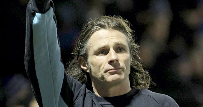Gareth Ainsworth: Assisted both of Wycombe&#39;s goals
