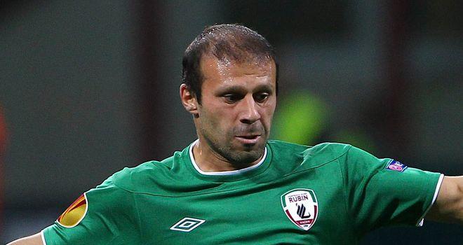 Gokdeniz Karadeniz: Scored the opening goal for the visitors