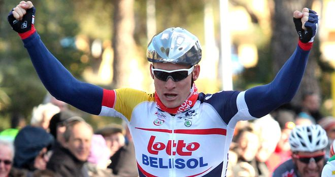 Andre Greipel: Continued his strong start to the season