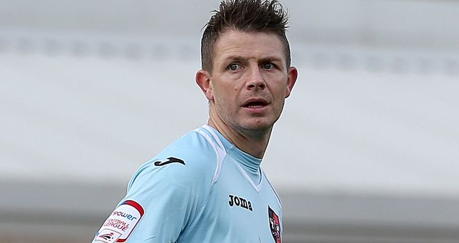 Jamie Cureton: Bagged a brace