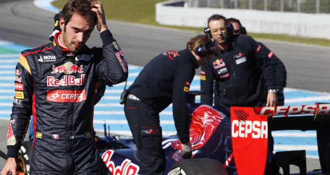 Jean-Eric Vergne: A breakdown at the end of the pitlane couldn&#39;t dent his optimism