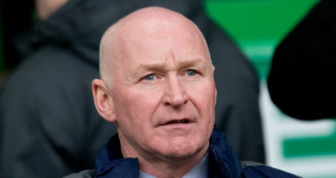 John Brown: Dundee's interim manager