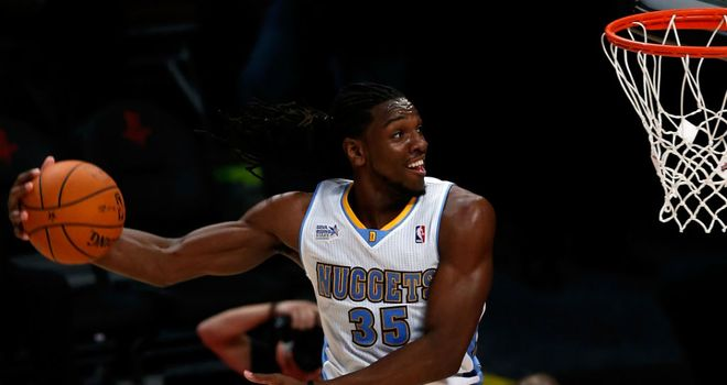 Kenneth Faried: Was the star of the show in the Rising Stars Challenge