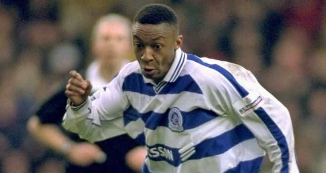 Chris Kiwomya: During his days with QPR