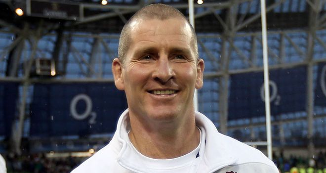 Stuart Lancaster: Set to tinker, rather than make major changes