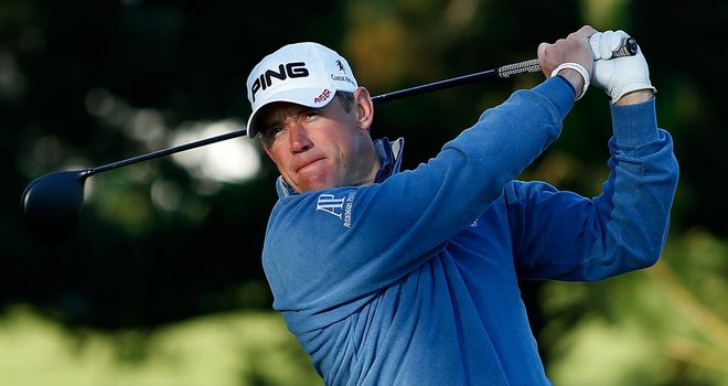 Lee Westwood: Tied 15th at Valhalla in 2000