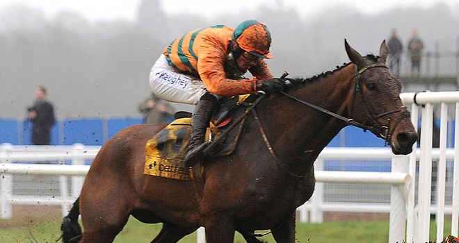 Master Of The Sea: Acid test at Haydock