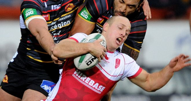 Michael Dobson: Hull KR waiting on news of half-back's future with club