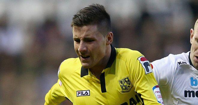 O'Halloran: Goal in vain for Tranmere