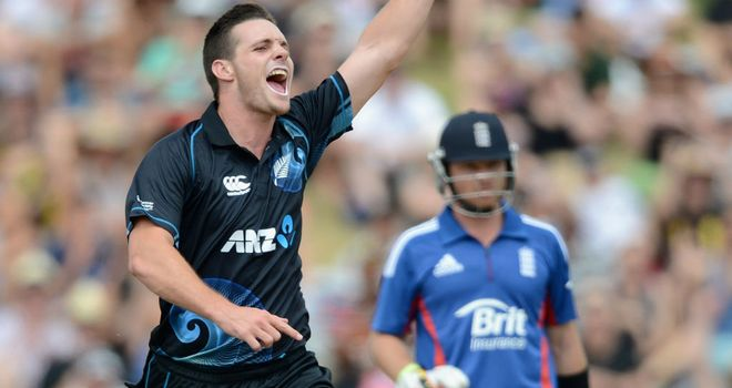 Mitchell McClenaghan: Momentum key to New Zealand success