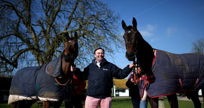 Nicky Henderson has his team in good form