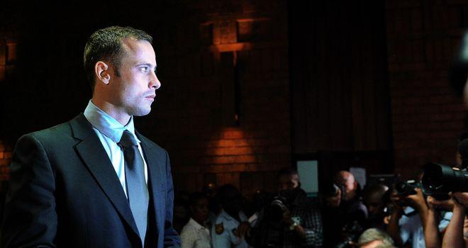 Oscar Pistorius: Was not in court on Thursday