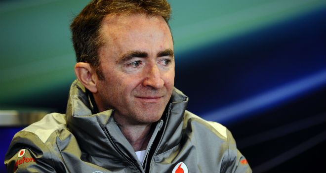 Paddy Lowe: On his way to Mercedes?
