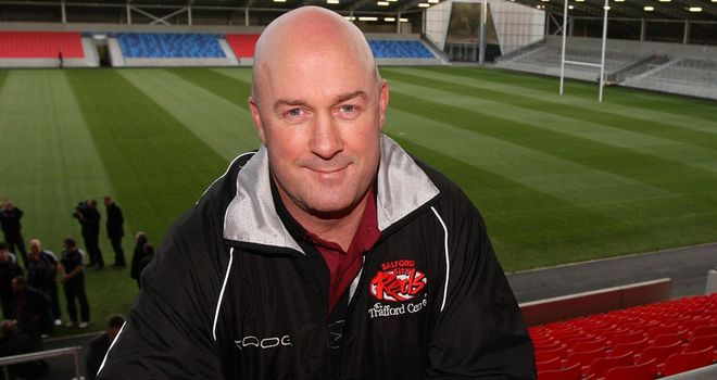 Phil Veivers: Leaving Salford Reds