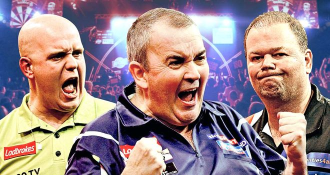 Premier League Darts: Rod expects great things