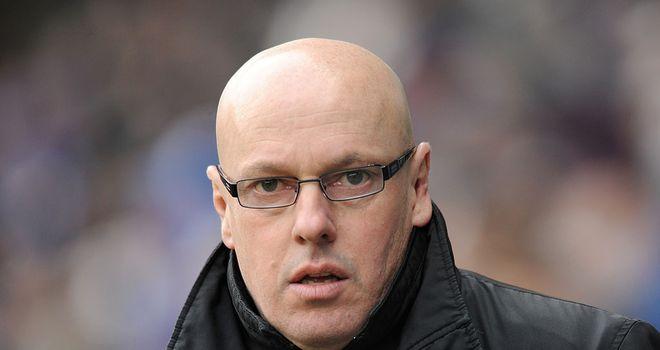 Brian McDermott: Reading boss ready for Everton test