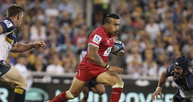Digby Ioane: Has been suspended by the Reds