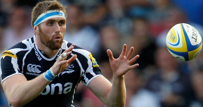 Richie Vernon: Rejoining Glasgow after two years at Sale