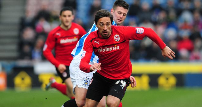 Tommy Smith: Takes on the Huddersfield defence