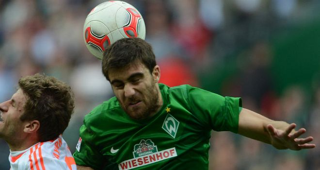 Sokratis Papastathopoulos: Looking to compete on the European stage