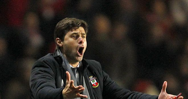 Mauricio Pochettino: Has hailed the belief in his Southampton side