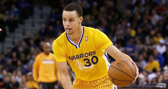 Stephen Curry: Golden State Warriors' main scoring threat
