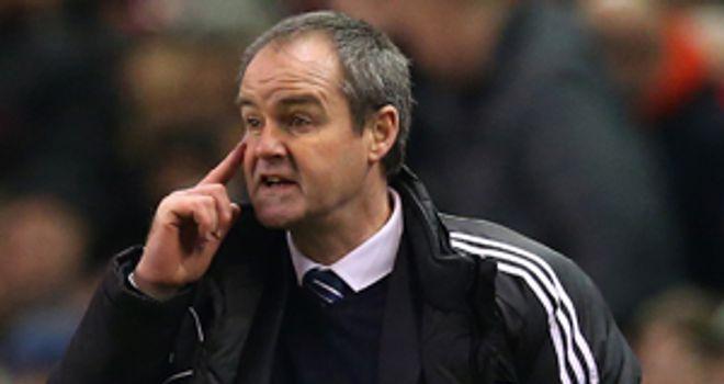 西布朗主帅:取得欧联杯入场券的希望很渺茫