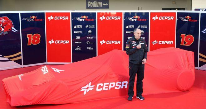 Toro Rosso: Another Jerez unveiling