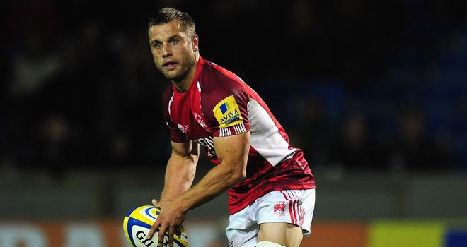 Tyson Keats: Played in 10 Aviva Premiership games while ineligible