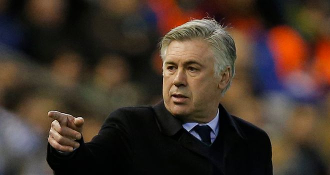 Carlo Ancelotti: A night of mixed emotions for the Paris St Germain boss in Valencia
