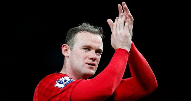 Wayne Rooney: Looking forward to four games at Old Trafford