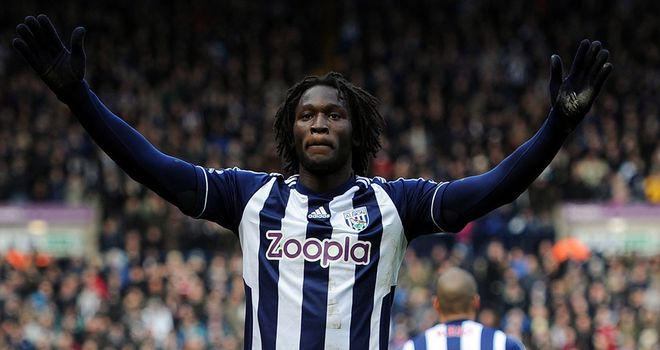 Romelu Lukaku: Chelsea striker has shone during season-long loan at West Brom