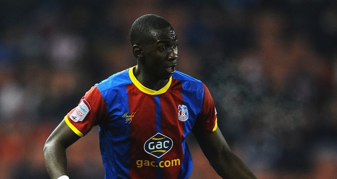 Yannick Bolasie: Raced clear to open scoring