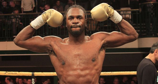 Audley Harrison: Still hopes to land a world title