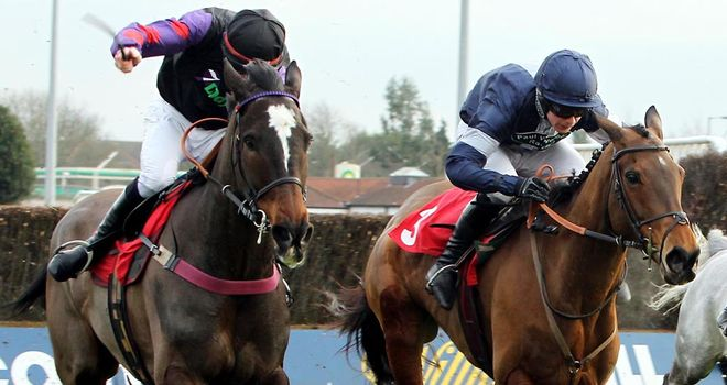 Champion Court: Heading back to Kempton on Saturday