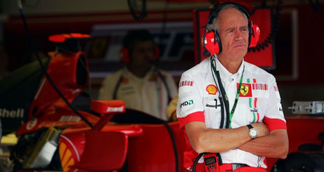 Rory Byrne: Will help with Ferrari's 2014 car