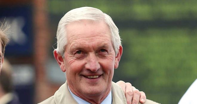 Dessie Hughes: Trainer of Minsk