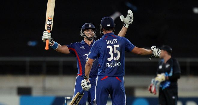IPL absence: Notts pair Alex Hales and Michael Lumb were not allowed to compete in India