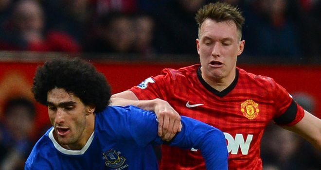 Phil Jones' hard work typified a professional performance from Manchester United