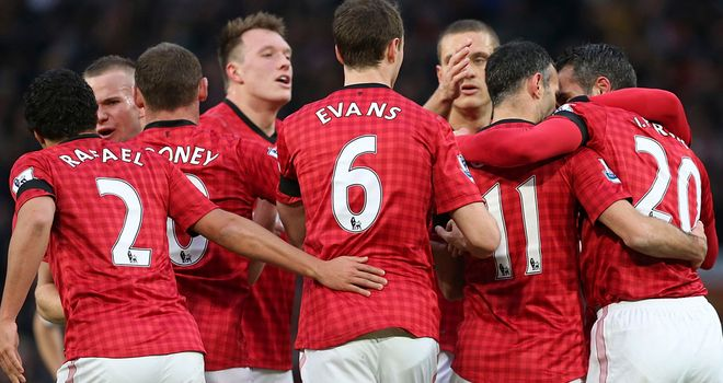 Sir Alex Ferguson&#39;s Manchester United will face Manchester City on Monday April 8