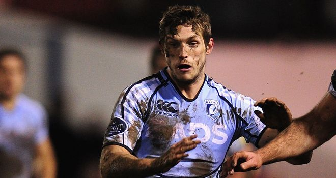 Jason Tovey is back with the Dragons after leaving the Blues